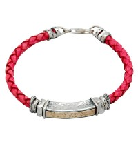 Ana BeKoach Bracelet - Gold & Silver