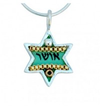 Happiness Star of David Necklace - Small