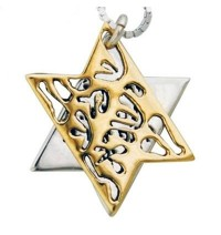 Star of David Necklace by HaAri