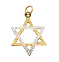 Classic Star of David Pendant
