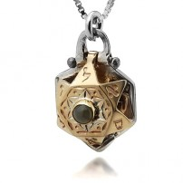 Star of Jacob Kabbalah Necklace