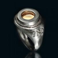 Eye Kabbalah Ring for Success