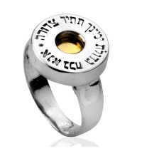 Sheeba ring - 5 elements